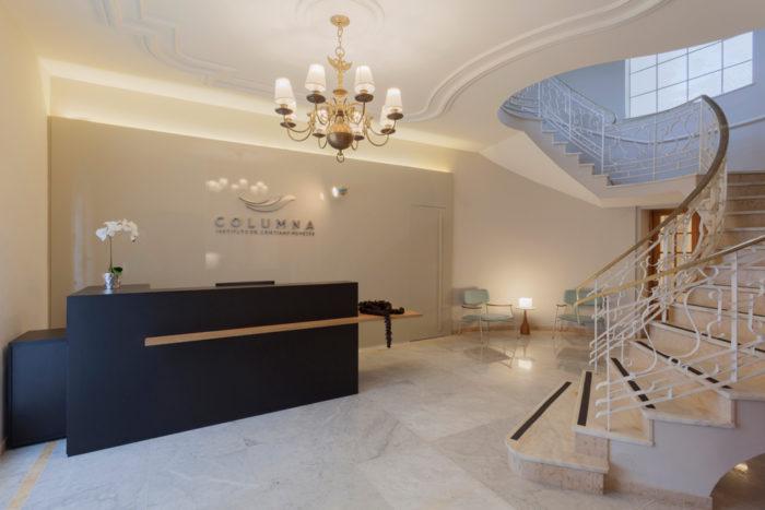 Projeto Botti Arquitetura- Instituto Columna