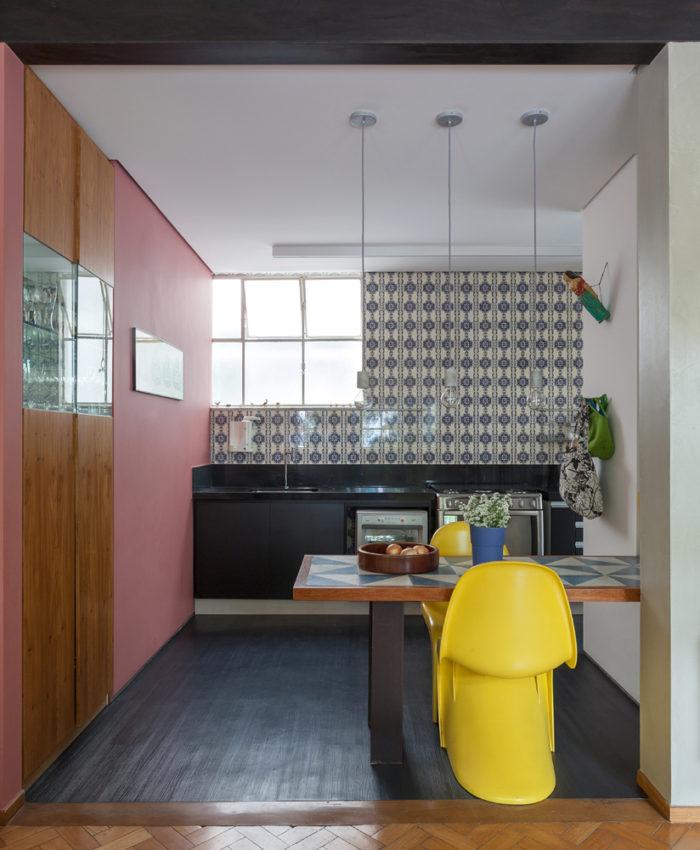 Projeto Botti- Arquitetura Apartamento Ladrilhar