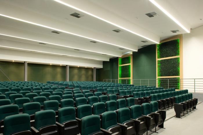 Projeto Botti- Arquitetura Auditorio CMRR