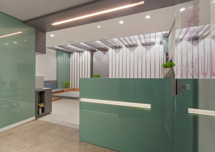 Projeto Botti- Arquitetura Clinica Intervascular